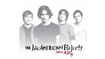 Mardi Gras at Universal Orlando: The All American Rejects are performing for the last weekend of Mardi Gras at Universal.