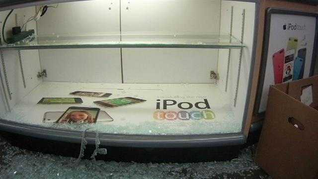 I-Pads stolen from Wal-Mart