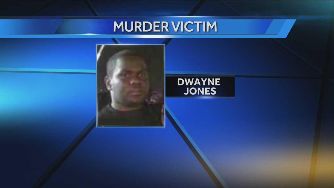 Dwayne Jones