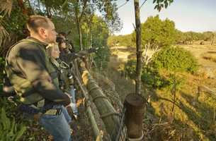 Wild Africa Trek opened at the park in 2011.