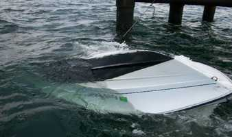 2. Miami-Dade County - 81 accidents and three fatalities out of 60,572 registered vessels.