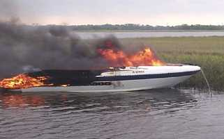 18. Charlotte County - 11 accidents and zero fatalities out of 20,419 registered vessels.