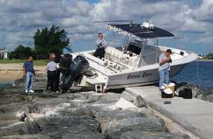 11. Bay County - 15 accidents and zero fatalities out of 18,673 registered vessels.