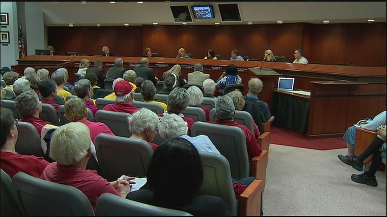 Lake County School Board tables gay club issue