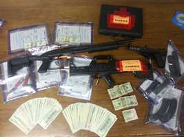An early Tuesday morning search warrant in Marion County leads to three arrests, and all are accused of playing at least some role in the drug trade, officials say.