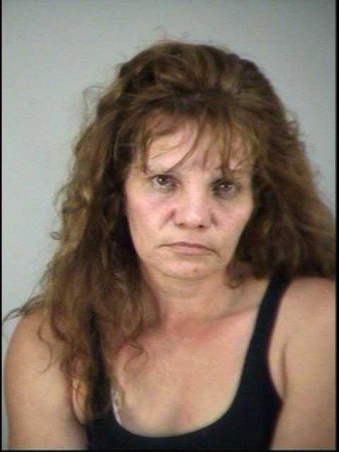 SANDRA BROWN: DRUGS POSSESS CONTROLLED SUBSTANCE METH