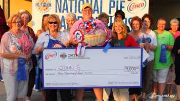 Great American Pie Festival: Lakeside Park in Celebration will host the APC pie festival Saturday from 11 a.m. until 7 p.m. and Sunday from noon until 5 p.m.