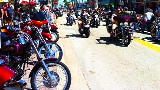Motorcycles, art, music and pie are all part of this weekend's Central Florida events.