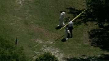 A man and woman were found dead in an Orange County home along Aein Road.