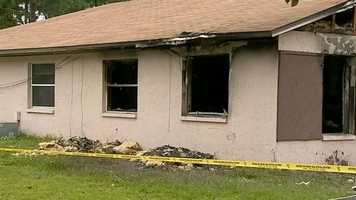 A Brevard County woman is alive after fire tore through her home over the weekend.
