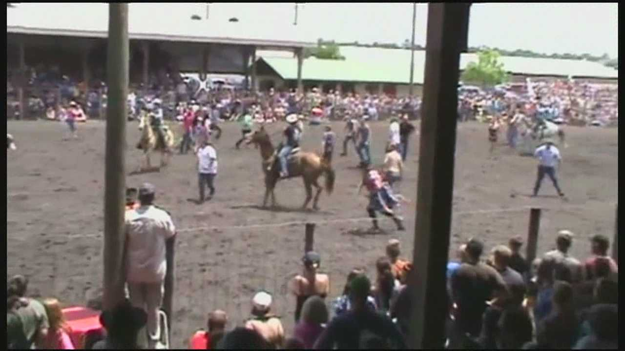 Cracker Day organizers say they don't plan to change their annual DeLand event, despite a woman being trampled by a bull this year.