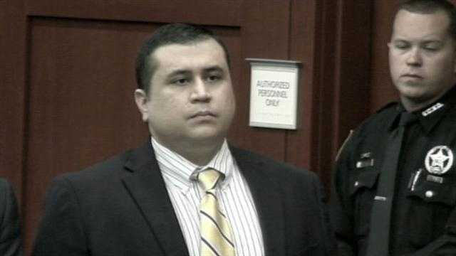 Raw video: Zimmerman waives pre-trial immunity hearing under oath