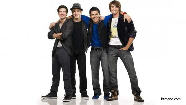 "Big Time Rush: Nickolodeon's boy band will dance and sing ""Like Nobody's Around"" on June 8."