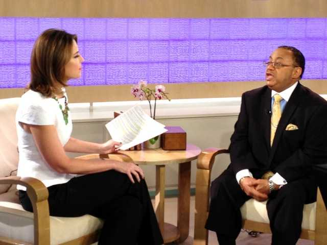 Judge Belvin Perry was on TODAY on Monday morning to talk about the Casey Anthony trial.