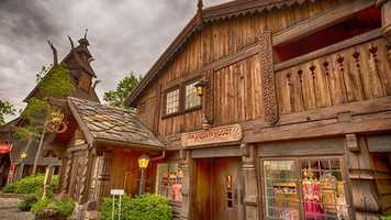 Disney recently shared these images of its Norway pavilion at Epcot. Take a quick walk through this beautiful place.