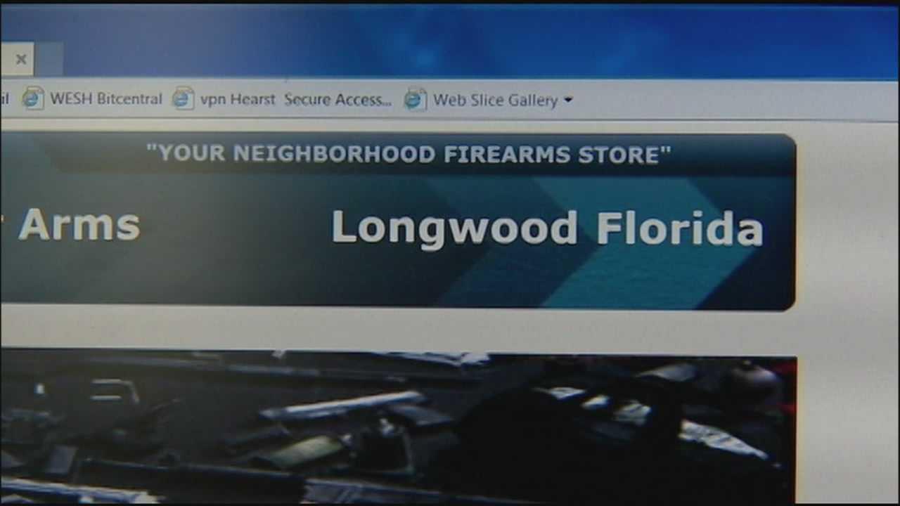 Gun sales near school upsets parents
