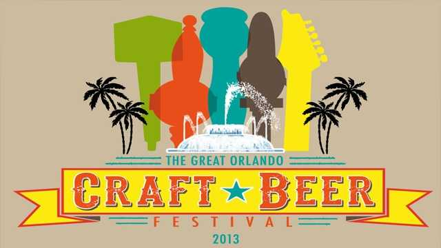 Great Orlando Craft Beer Festival: Sample worldly brews from 3 p.m. until 7 p.m. Saturday on Wall Street in downtown Orlando.
