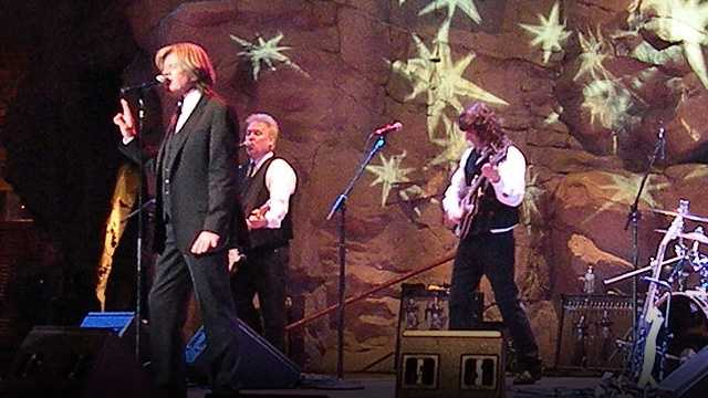 Flower Power concerts at Epcot Garden Festival: The International Flower and Garden Festival's Flower Power Concert series hosts Herman's Hermits Starring Peter Noone this weekend.
