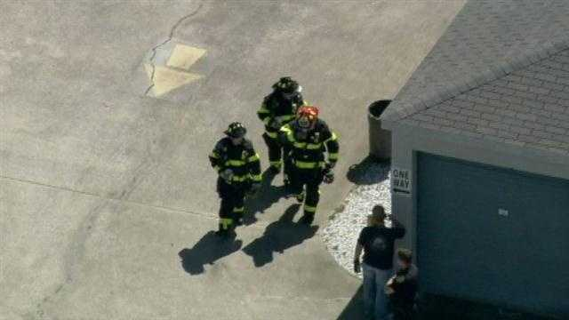 Longwood police found an active methamphetamine lab in a storage unit on Tuesday.