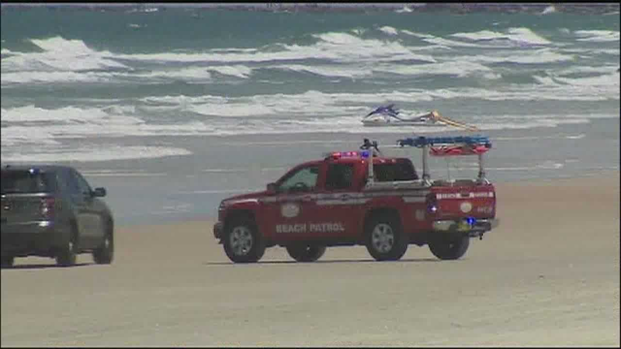 A 22-year-old man pulled from the ocean in Ponce Inlet Tuesday has been pronounced dead.