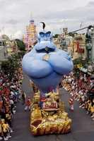 Walt Disney World Resort's 25th Anniversary parade, Remember the Magic.