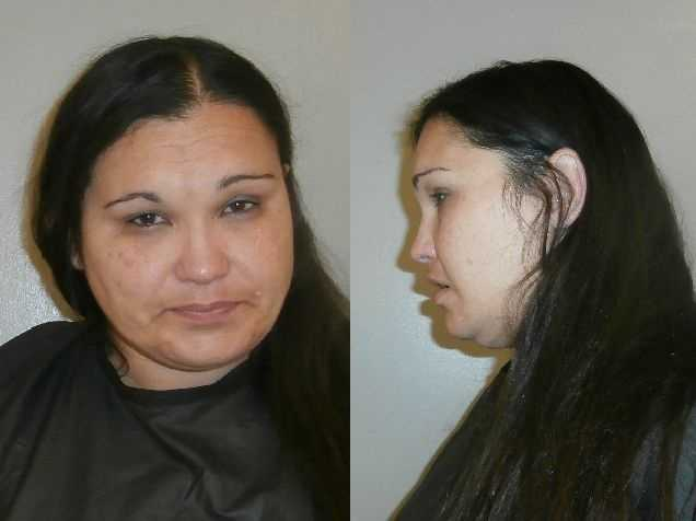 KRISTY EVANS - Out of County Warrant