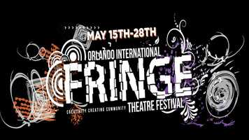 Orlando International Fringe Theatre: The 22nd annual performance art festival begins this weekend and runs through next weekend at Orlando's Loch Haven Park. For more info, visit oraldnofring.org.