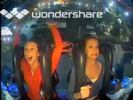 """@407_Steve72 - I think #TODAYinOrlando should do this!! Watch """"First time riders-The Slingshot Orlando, Florida"""" on YouTube - http://po.st/wQ0dr7"""