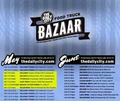@TheDailyCity - The cast & crew of @todayshow could seriously chow down at @FoodTruckBazaar May 19 + 20 + 24. #TODAYinOrlando