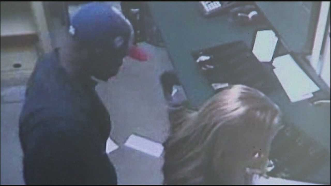 A department store was burglarized and now authorities are looking for the thieves.