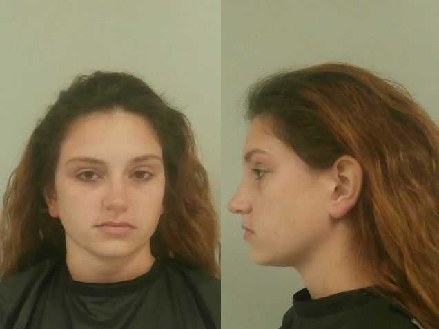 ROBERTSON, ALYSSA: SHOPLIFTING / RETAIL THEFT