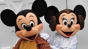 Star Wars Weekends: The Force is with Mickey Mouse. Star Wars fans can get the space treatment at Disney's Hollywood Studios all weekend long.