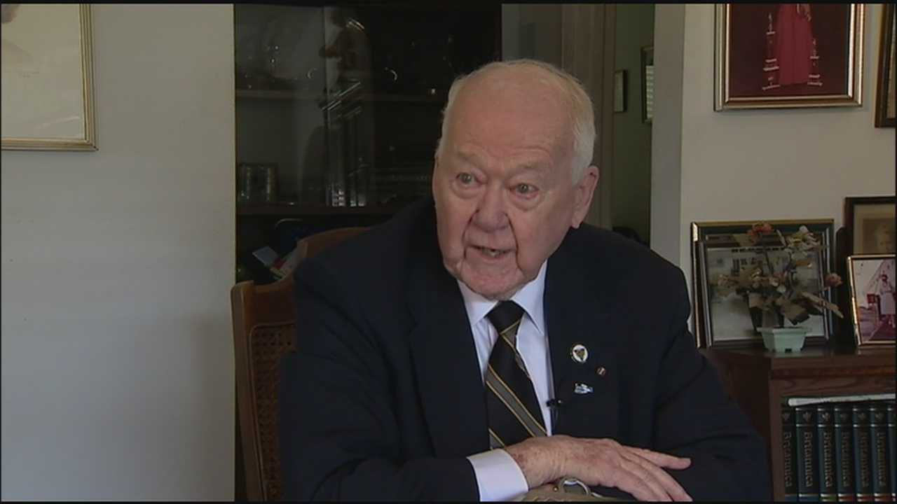 Local WWII hero reflects on service