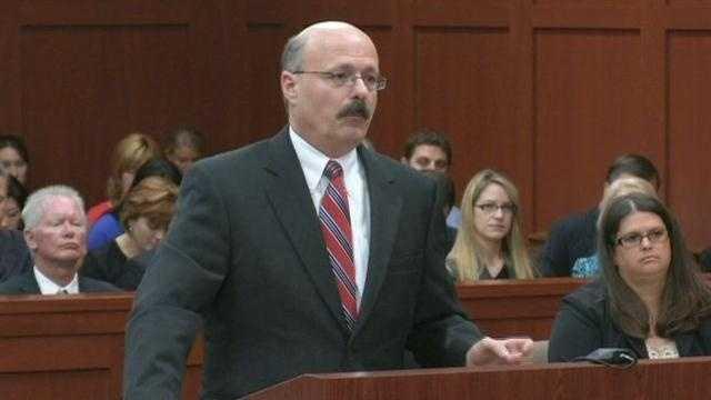 Assistant State Attorney Bernie de la Rionda: The lead attorney for the prosecution.
