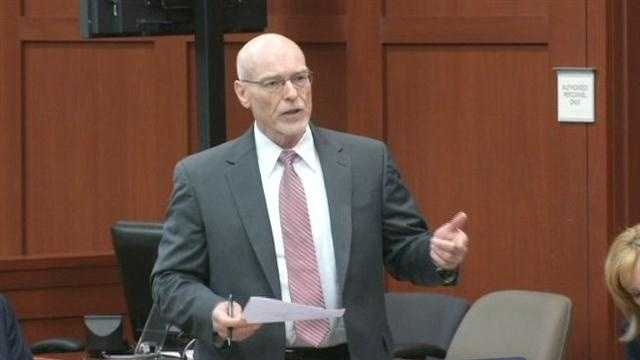 Don West: Another one of Zimmerman's defense attorneys.