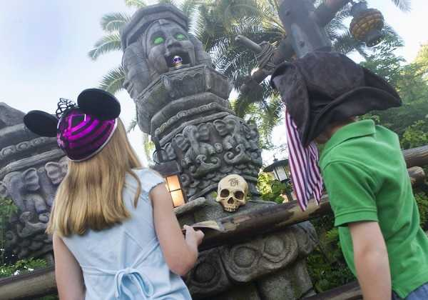 "Inspired by the popular ""Pirates of the Caribbean"" film franchise, A Pirate's Adventure: Treasures of the Seven Seas opened over the weekend at the Magic Kingdom."
