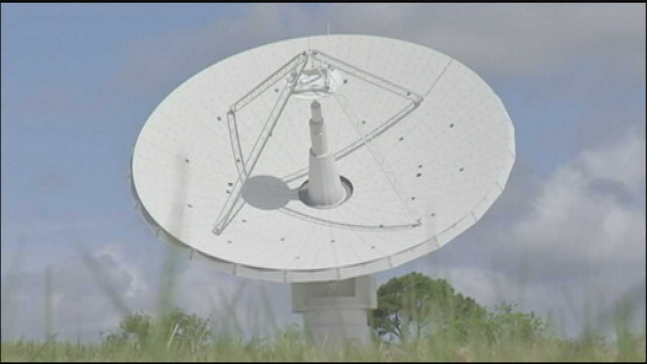The first steps are underway at Kennedy Space Center to find and track any asteroid that may someday hit Earth.