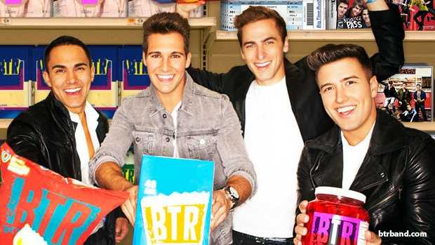 Big Time Rush: Universal's Summer Concert series welcomes Nickelodeon's own Big Time Rush this weekend. The concerts are included in park admission.