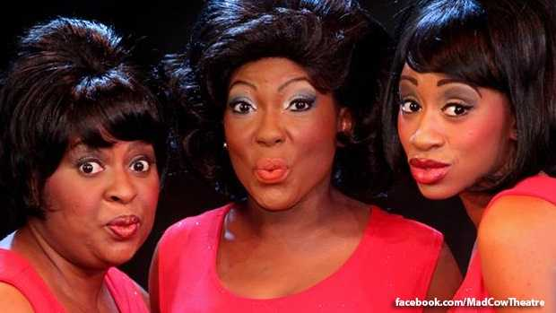 Dreamgirls: Mad Cow starts its run of the 1960s musical. Tickets range from $10 to $34 and showtimes are available at madcowtheatre.com.