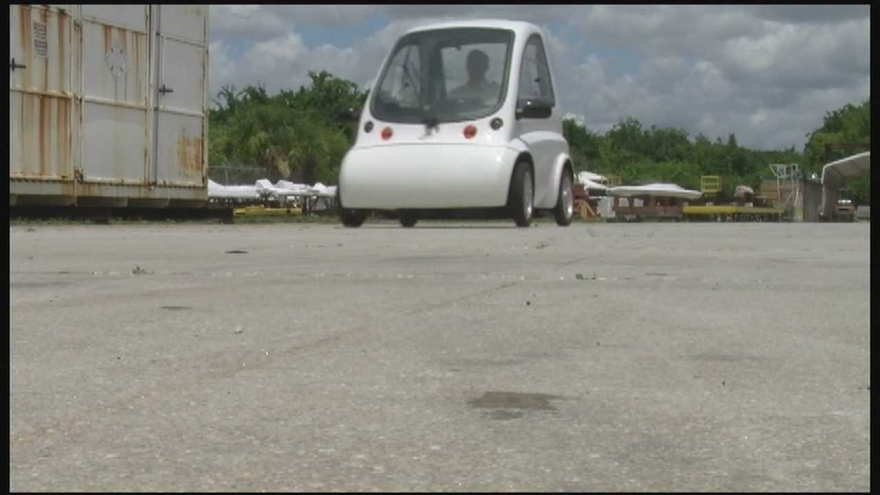 A car now on the production line in Brevard County may revolutionize life for many people.