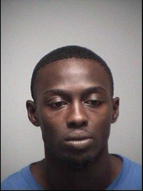 Emanuel Jason Kadyebo - POSS OF MARIJUANA L/T 20 GRAMS, POSS OF DRUG PARAPHERNALIA