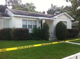 The Orlando Police Department is investigating the death of a person found in an apartment on West Princeton Street.