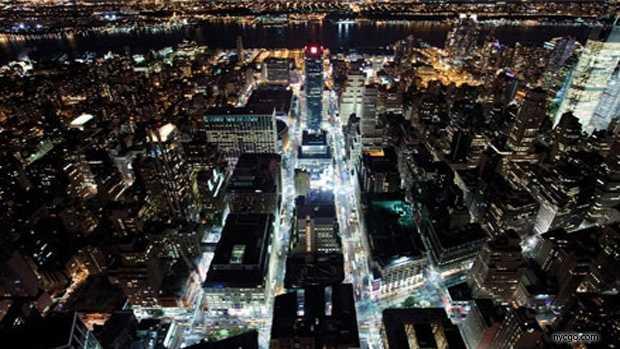 2. New York City, New York: $504.25