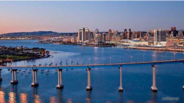 10. San Diego, California: $399.45