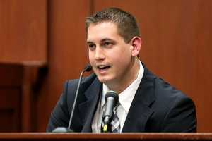 "9. Dispatcher Sean Noffke says he can understand how Zimmerman might have misinterpreted him.Defense attorney Mark O'Mara questioned Noffke on why he asked Zimmerman which way Martin was running if he didn't want Zimmerman to follow Martin. ""My intent was to get a location for officers to look, but I can understand if someone would interpret it a different way,"" Noffke said."