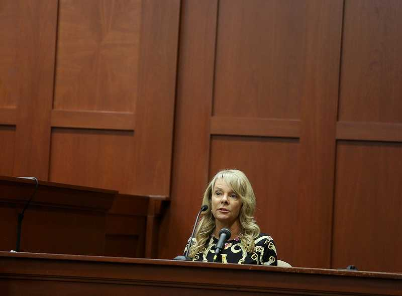5. Who was yelling during the struggle?Witness Jayne Surdyka said she believes the louder, more dominant voice she heard yelling during the struggle outside her window was Zimmerman, because he is older. The defense had her acknowledge that it was possible for a younger person to have a deeper voice.