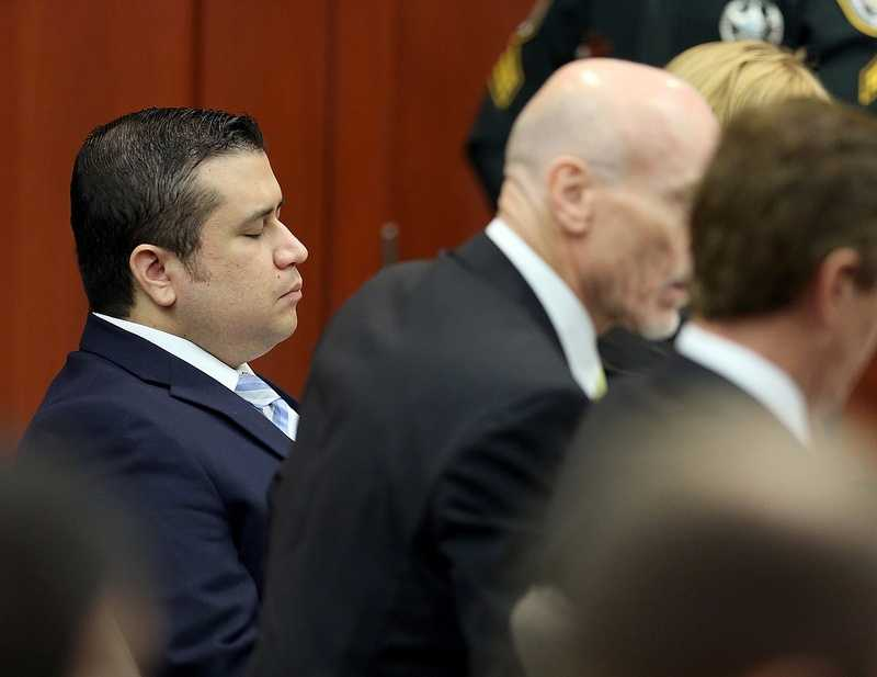 4. Zimmerman's previous 911 calls playedGeorge Zimmerman's previous 911 calls were played in court after the judge decided to allow them as evidence. The state says the calls show he has a history of profiling. The defense pointed out that one of the people Zimmerman reported on the calls was arrested for burglary.