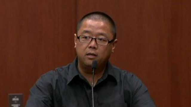 Jonathan Manalo is the husband of a previous witness who testified.