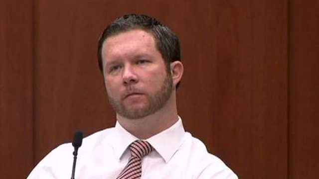 John Good a neighbor who witnesses the altercation between Trayvon Martin and George Zimmerman.