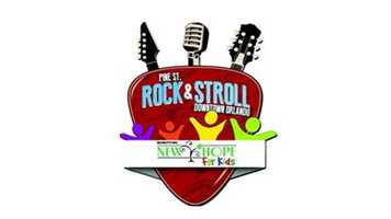 Rock & Stroll: Pine Street's big block party starts at 6 p.m. on Satuday. It benefits New Hope for Kids.